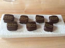Fancy hay chocolates