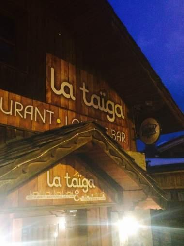La Taiga restaurant