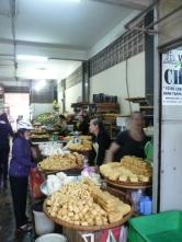 Tofu market, Vietnam
