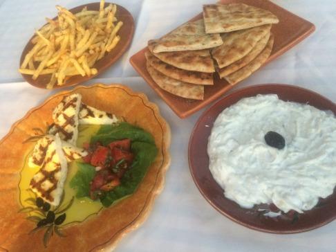 Oromedon restaurant