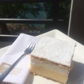 Cream cake perfection