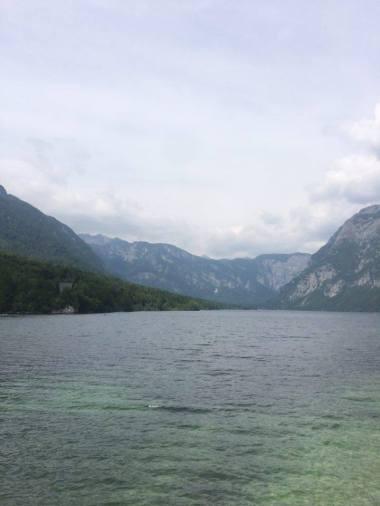 Emerald Lake Bohinj
