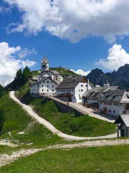 Sanctuary of Mount Lussari