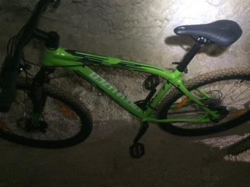 Brand new bike!
