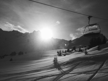 Coqs chairlift