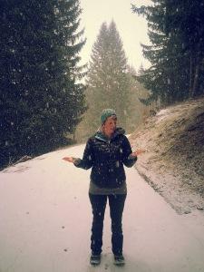 Snow glorious snow!