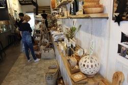 Little shop inside the cafe
