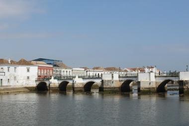 Bridge in Tavira