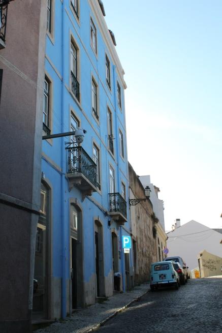 Blue streets