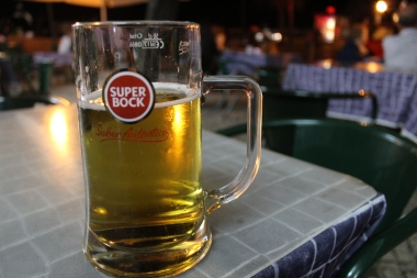 Portugese beer
