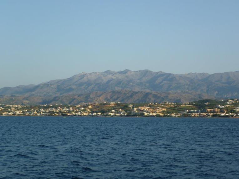 View to Gerani