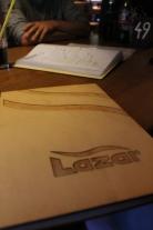 Lazar menu