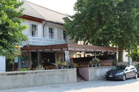 Felix bar, Bovec