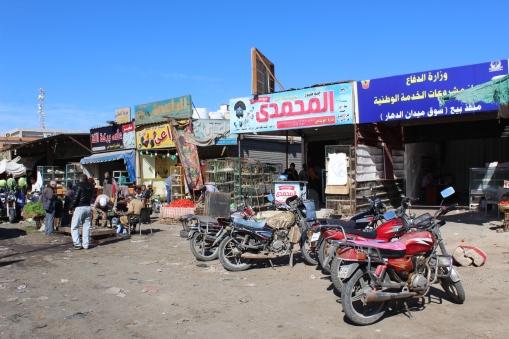 Hurghada market