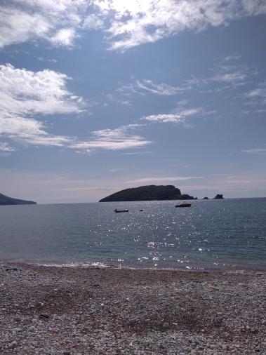 Budva beach