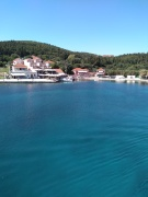 Fiskardo port