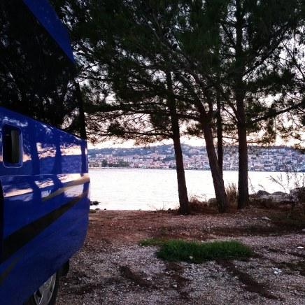 Across from Argostoli