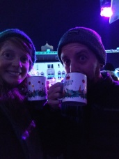 Mulled wine in Vaduz